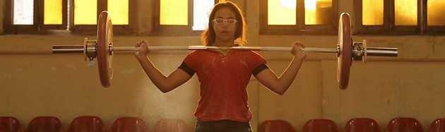 Lift Like a Girl - by Mayye Zayed - Mayye Zayed's debut feature-length documentary centres on young women with dreams of becoming weightlifting champions